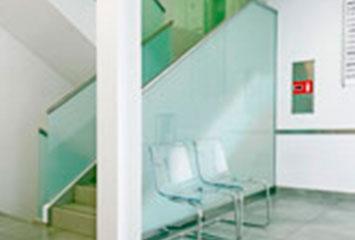 Sala de espera Ginetec Alicante